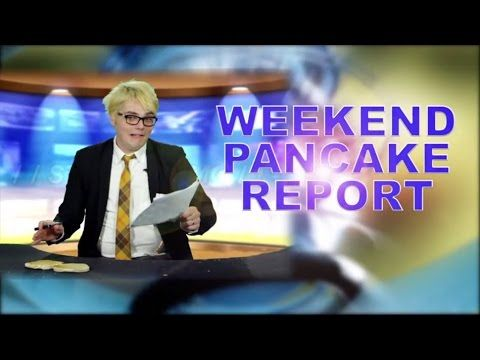 Weekend Pancake Report - Gerard Way - YouTube