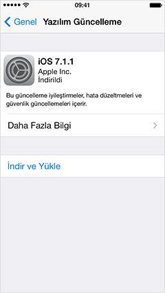 iPhone,iPad ve iPodda iOS 8 güncellemesi nasıl yapılır?
