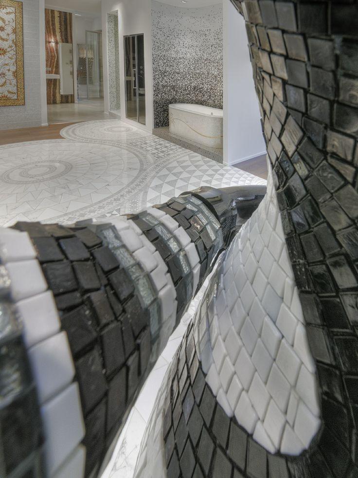Pavimenti e rivestimenti. Mosaico artistico. 100%made in italy. #design www.stanzedautore.it