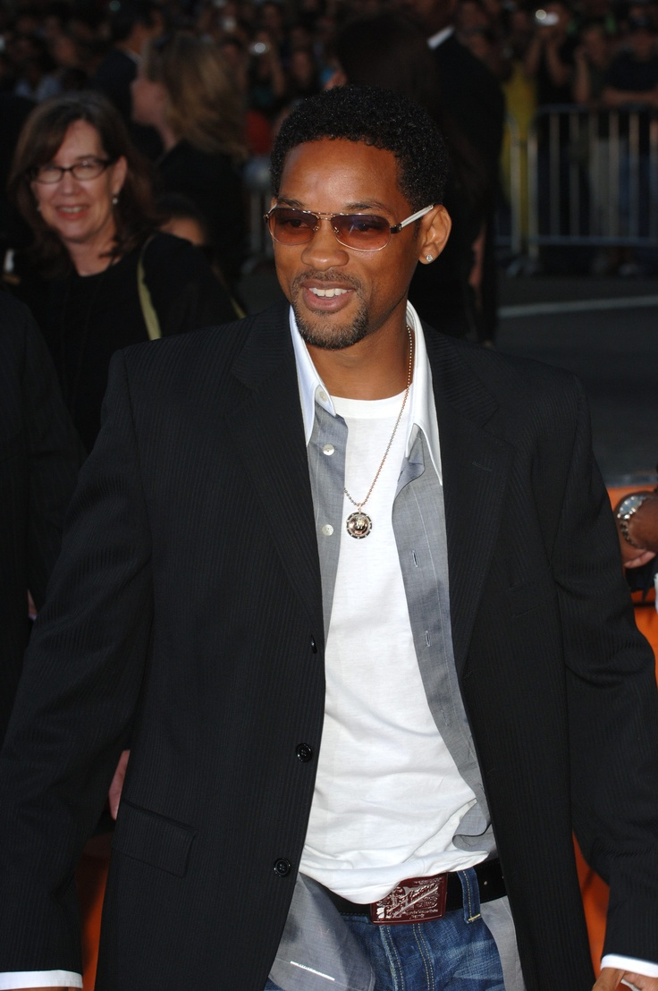 Great Style Will Smith
