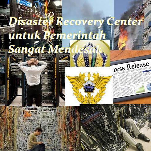 Seperti data center DEPKEU yang rusak, harusnya dapat di antisipasi oleh strategi mitigasi bencana seperti dengan disaster recovery center untuk pemerintah.