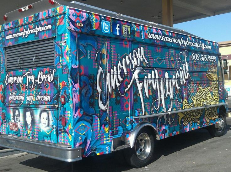 Emerson Fry Bread - Phoenix Food Trucks, Street Food | Roaming Hunger