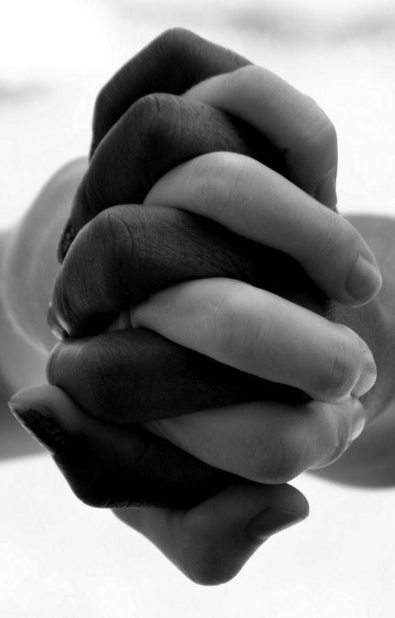 Our Fingers Intertwine As Our Lives, Love and Destinies Become Inseparable as a Swirl!