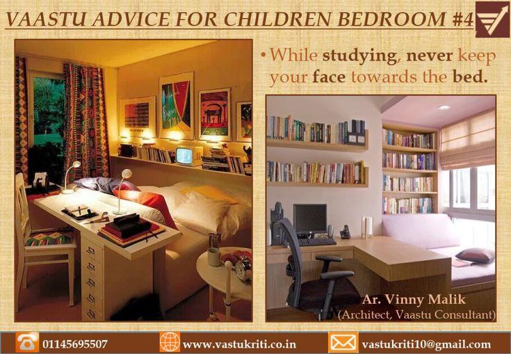 Pin by Vastukriti on Vastu for Children Room | Kids ...