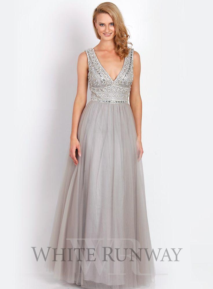 Best 29 bridesmaids dresses images on Pinterest | Davids bridal ...