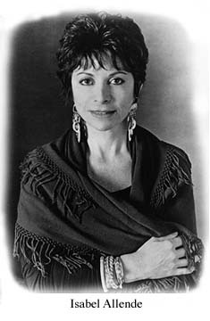 Examples List on Isabel Allende