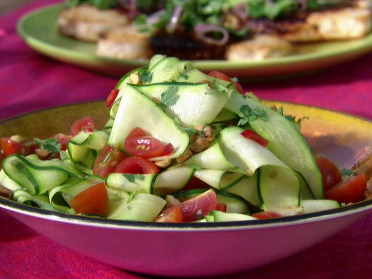 25+ best ideas about Zucchini ribbon salad on Pinterest ...