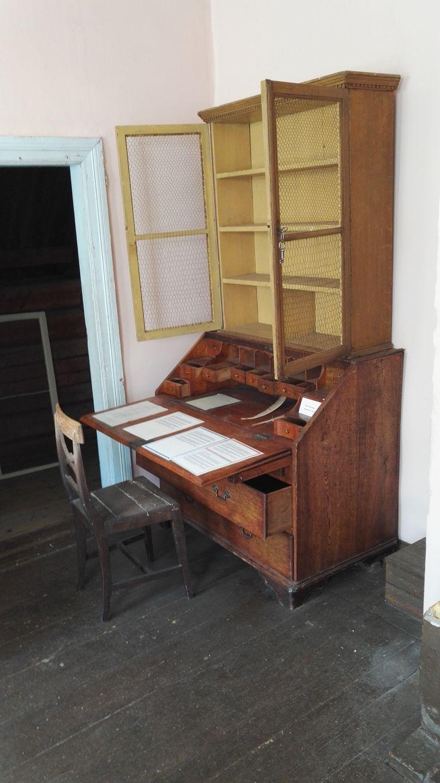 Kuddnäs museum - from Zacharias childhood room
