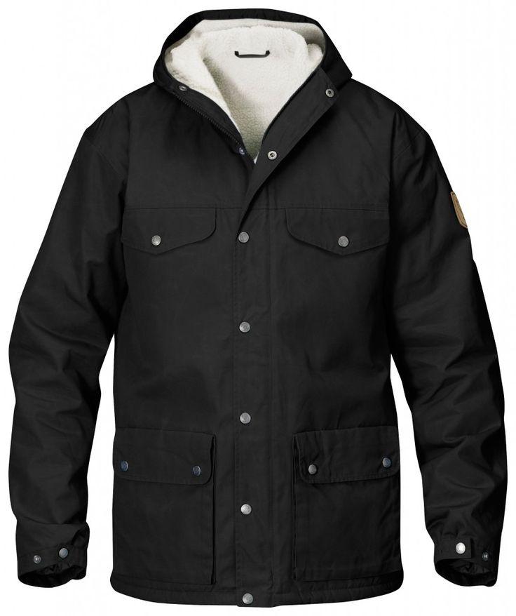 Fjellreven Greenland Vinter Jakke Herre - Jakker - Herre