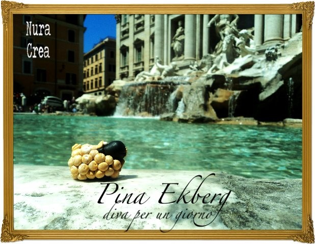 ONE #SHEEP PER WEEK. #brebi Pina Ekberg. A Sardinian diva. #brebidisardegna