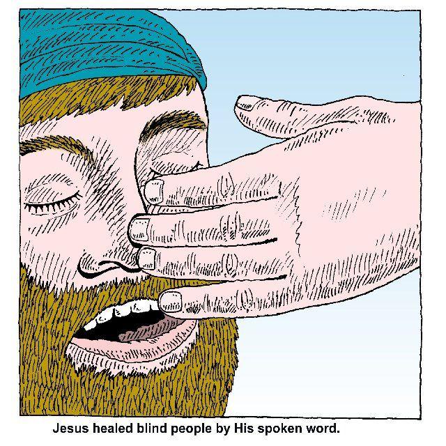 BARTIMAEUS IN THE BIBLE - King James Version