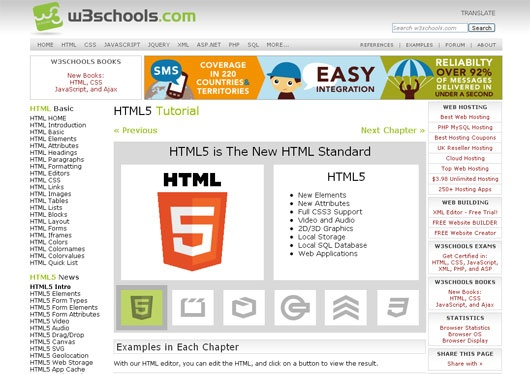Significant Resources To Understand HTML5 for Professionals