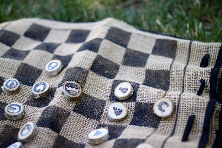 reisespiel | schach | welovehandmade