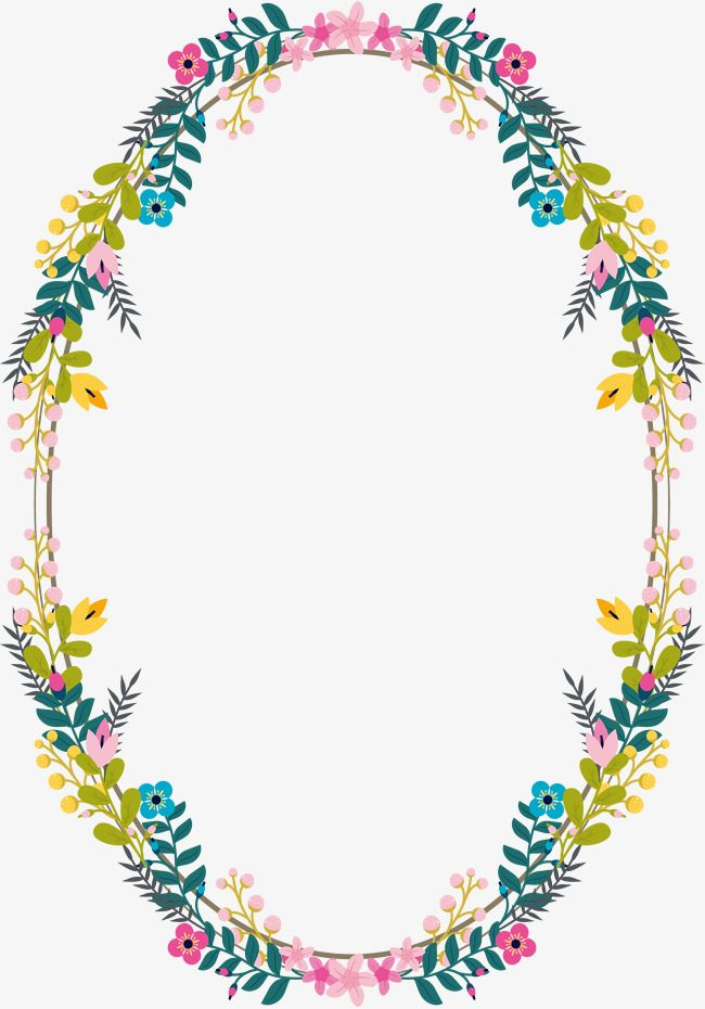 Oval Romantic Flower Rattan Border Vector Png Romantic Vine Wedding Vine Png Transparent Clipart Image And Psd File For Free Download Vector Flowers Romantic Flowers Vines Wedding