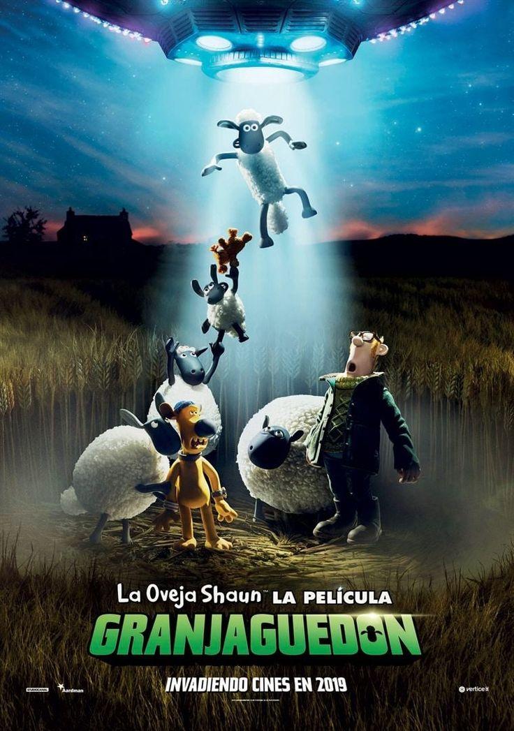 [[Ver]] La oveja Shaun la película Granjaguedón (2019