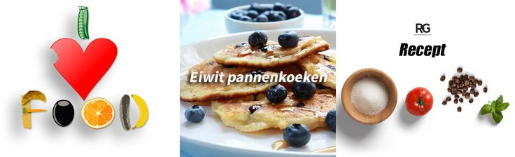 Eiwit pannenkoeken kan jij in verschillende soorten en maten maken. Wij hebben een heerlijk gezond recept voor jou dat jij perfect als ontbijt kan maken.