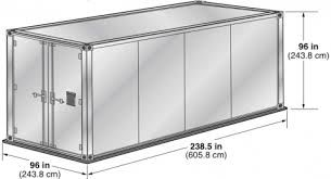 20ft container dimensions metric - Sök på Google