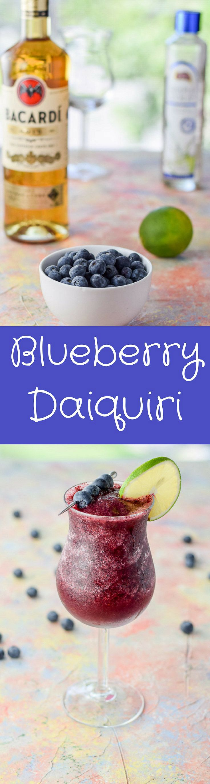 Bountiful Blueberry Daiquiri is both delicious and beautiful. But it doesn't stop there, it's also quite refreshing and satisfying! https://ddel.co/bluedaiq