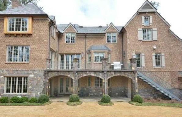 Todd Chrisley Buys $2 Million Atlanta Mansion After Going Broke | Radar Online