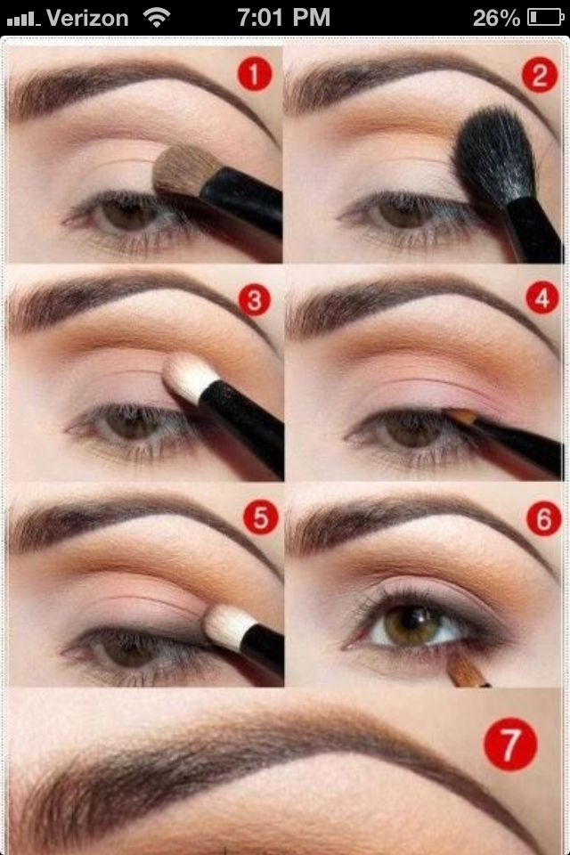 57 Best How To Put On Makeup For Beginners Images On