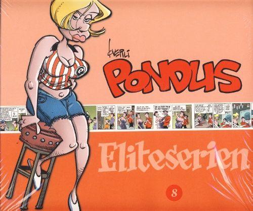Detaljer for Pondus Eliteserien nr.8 2010
