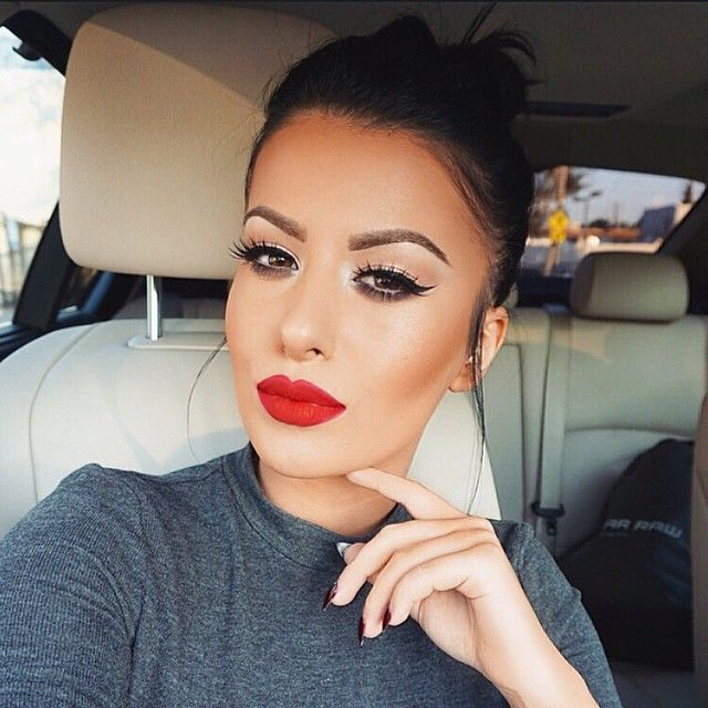 """Love this lip shade from @colouredraine """"Vanity Raine"""" Code """"amrezy"""" for 10% off"""