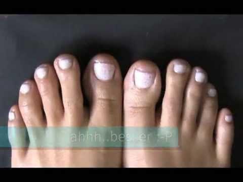 ▶ How to: pedicure! Meine Fußnagel Routine :-) Pediküre leicht gemacht! - YouTube