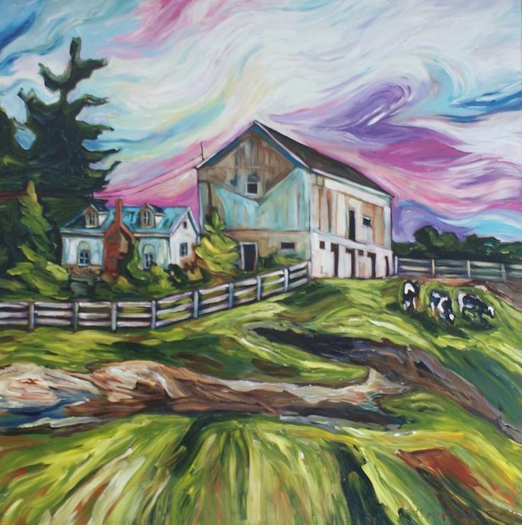 Julia Veenstra- Flamborough Farm