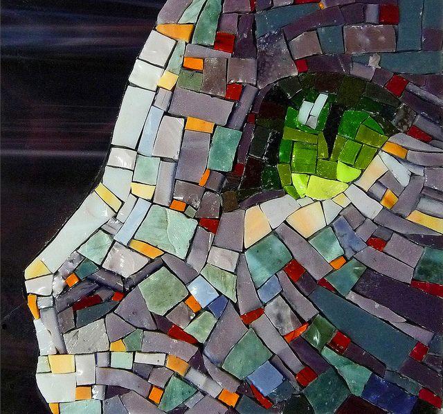 'Miow'  Artist: Françoise Moulet by Lin Schorr, via Flickr