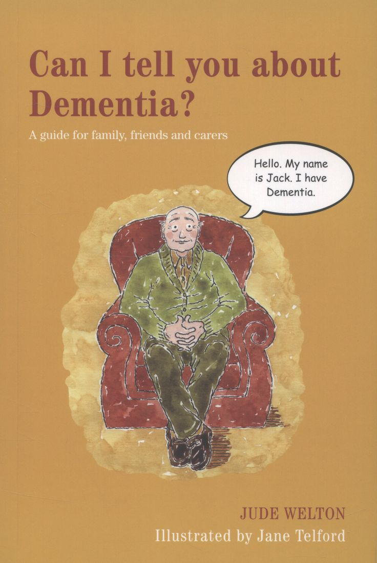 Meet Jack - an older man with dementia. Jack invites readers to learn about dementia from his perspective, helping them to understand the challenges faced by someone with dementia and the changes it causes to memory, communication and behaviour