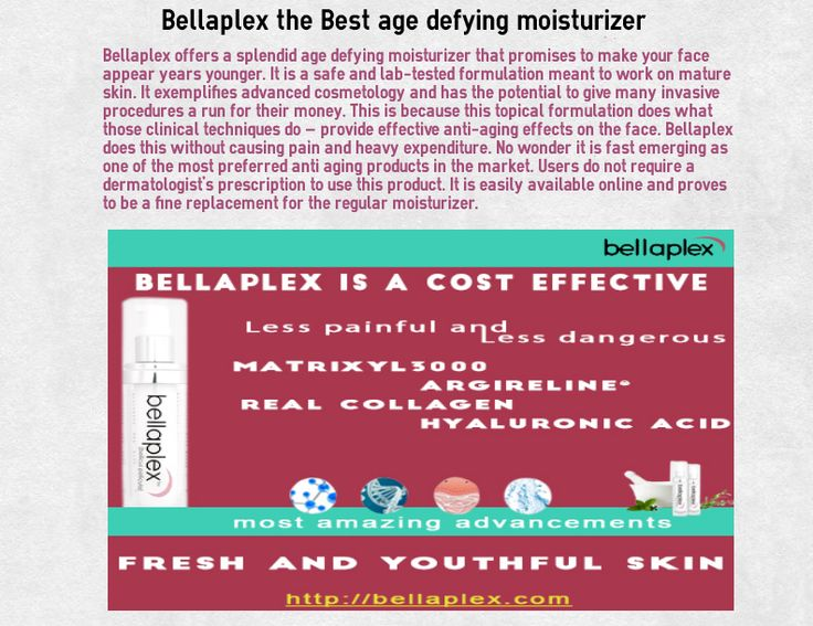 It is easily available online and proves to be a fine replacement for the regular #moisturizer. #Bellaplex