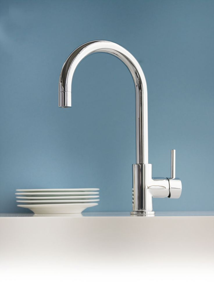 Minimalist forms with clean, elegant lines designed to complement the modern kitchen or bathroom.