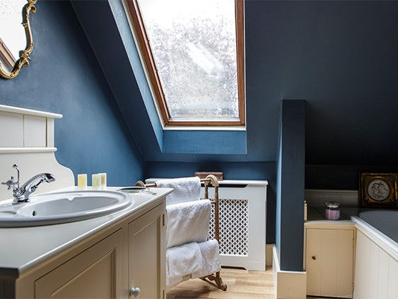 The Old Rectory Country House - The Blue Bedroom