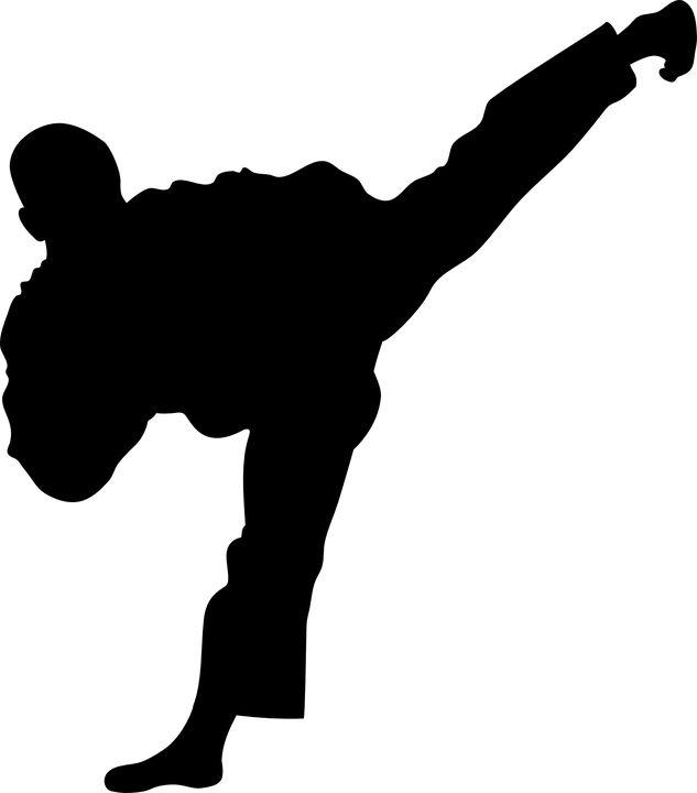 Karate, Sidekick, Muay Thai, Thai Boksning, Kampsport