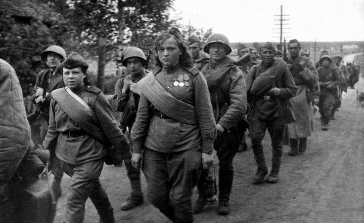 July 13, 1944 Operation Bagration   Soviet forces occupy Vilnius, in Lithuania after several days of street fighting.