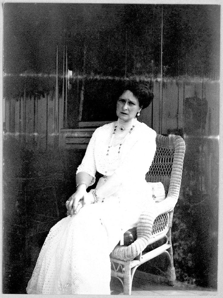 Александра Федоровна