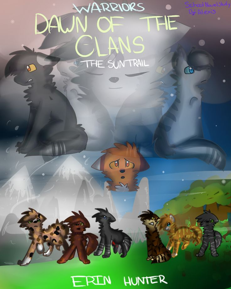 Warrior Cats Dawn Of The Clans Fanart: 82 Best Images About I Love The Warrior Cats! ♥♥♥ On