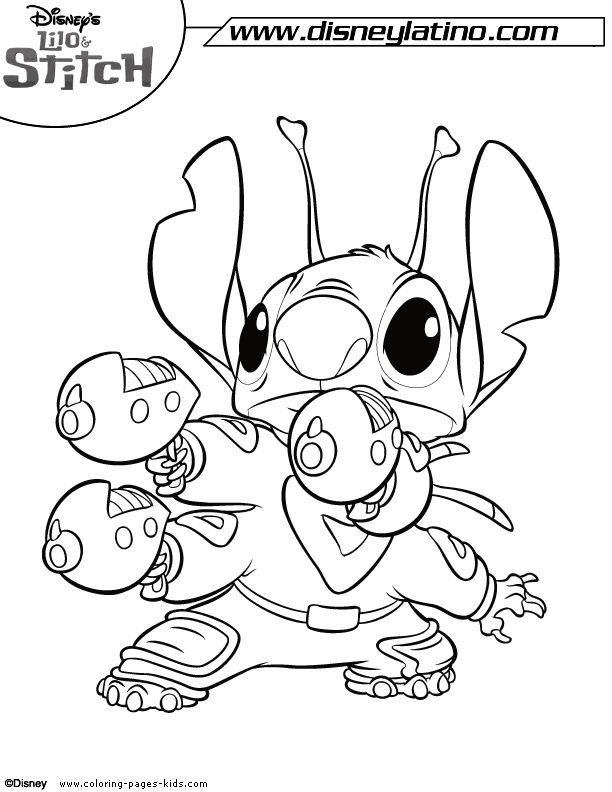 lilo and stitch color page disney coloring pages color plate coloring sheet