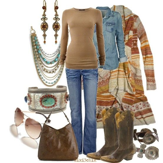 Ultimate southwestern style!!!! by bridgette.jons ~~country fashion~~