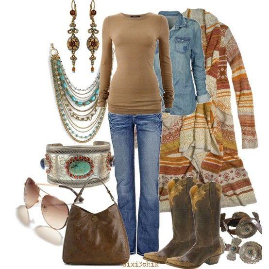 Ultimate southwestern style!!!! by bridgette.jons ~~country fashion~~
