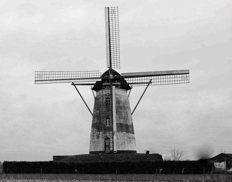 Sint Antonius Mill for Covebo  •  office •  interior design by Roosmarijn Vergouw & Niki Clerx