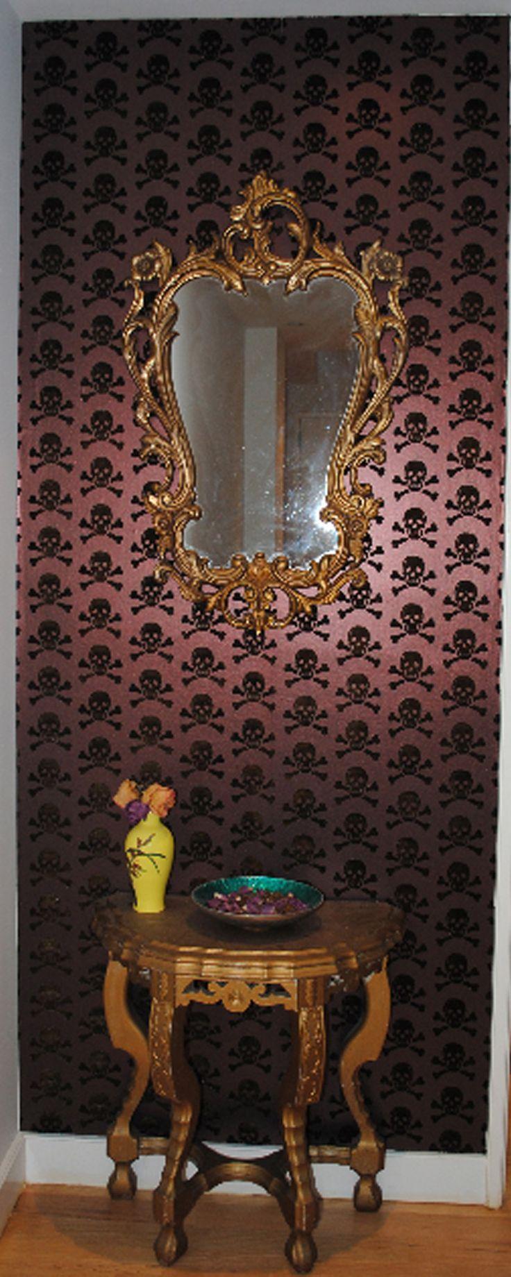 Skull Wallpaper For Bedroom 17 Best Images About Skulls Wallpaper On Pinterest London Skull