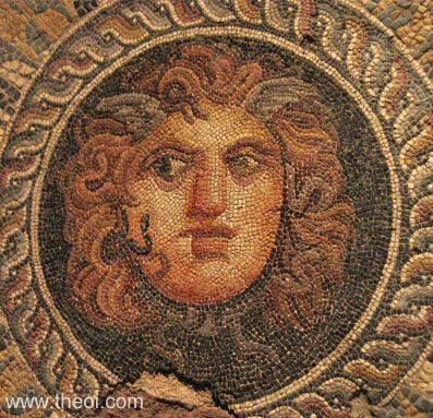 71 best leda and the swan images on pinterest swans swan and museums imperial roman medusa head mosaic from the greco roman museum alexandria egypt fandeluxe Image collections