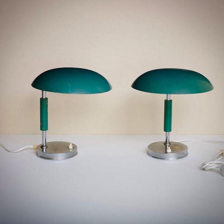 Funkis bordlamper