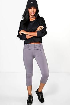 Leggings | Leather Leggings & Wet Look Leggings | boohoo  $9