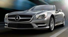 2015 Mercedes-Benz SL Lease Special