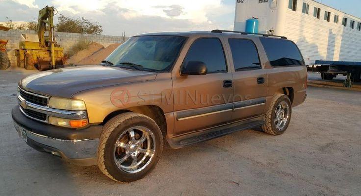 Chevrolet Suburban 2003 Camioneta SUV en Aguascalientes, Aguascalientes-Comprar usado en Seminuevos