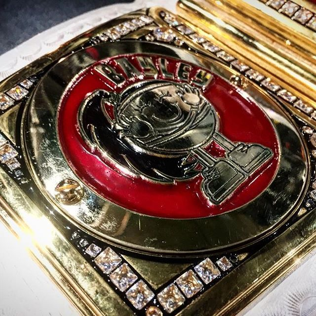 wwe @itsmebayley new title plates are on! She addresses the #WWE Universe next! #Raw  2017/02/21 11:55:45