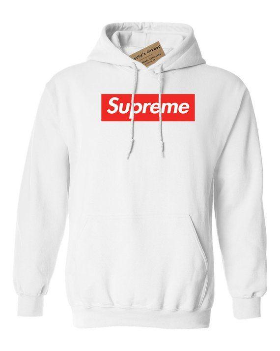 84ba4c1af207 Supreme Inspired Custom Hoodie