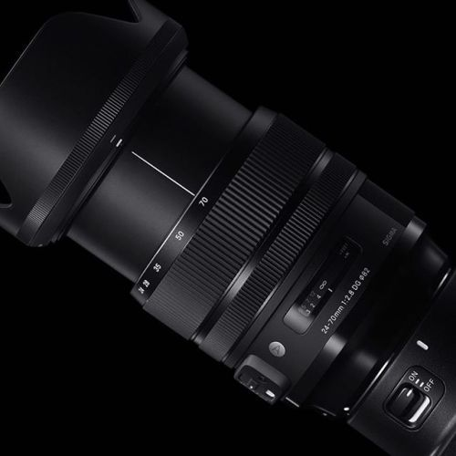 SIGMA 24-70mm F2.8 DG OS HSM | Art. This premium workhorse zoom features a constant aperture of F2.8 Optical Stabilization (OS) system and a newly designed Hypersonic Motor (HSM) for fast AF performance. Retails for $1299 USD. Did you place your order yet? #sigmaphoto #sigmalens #sigmalenses #madeinjapan #madeinaizu #photography #sigma2470mm #2470mm #sigmaart #artlens #isntitbeautiful via Sigma on Instagram - #photographer #photography #photo #instapic #instagram #photofreak #photolover…